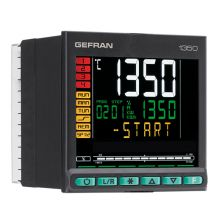 GEFRAN 1350 PID regulator de temperatura